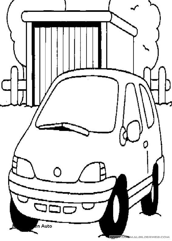 Auto Malvorlage Einfach Einzigartig Malvorlagen Auto Cars 3