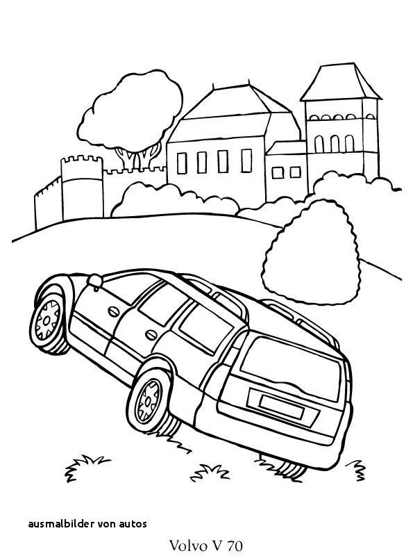 Auto Malvorlage Einfach Frisch Ausmalbilder Von Autos Malvorlage
