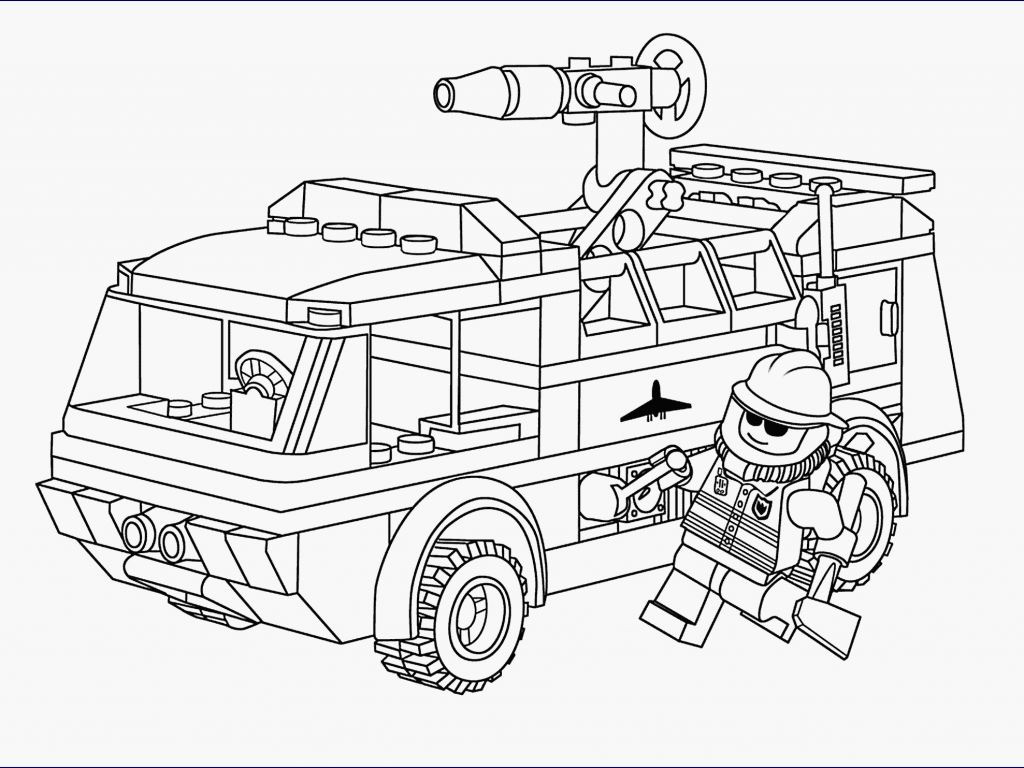 Auto Malvorlage Einfach Genial 45 Schön Ausmalbilder Lego City Polizei Mickeycarrollmunchkin Sammlung