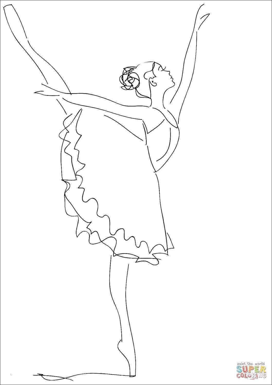 Ballerina Zum Ausmalen Inspirierend Ausmalbilder Elfen Und Feen Bildnis Ausmalbild Mädchen Tanzt Ballett Das Bild