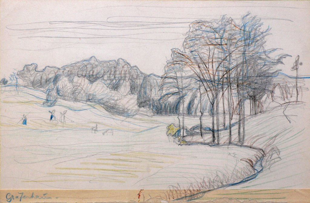 Baum Zeichnung Bleistift Einzigartig Landschaft Zeichnung Bleistift — Beacon Design Startseite Blog Galerie
