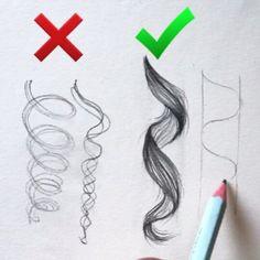 Baum Zeichnung Bleistift Inspirierend Locken Zeichnen Wie Ideen Zum Zeichnen♡♡ Bild