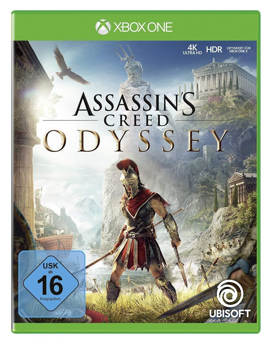 Ben Und Holly Ausmalbilder Einzigartig assassin S Creed Odyssey Standard Edition [xbox E] Amazon Galerie
