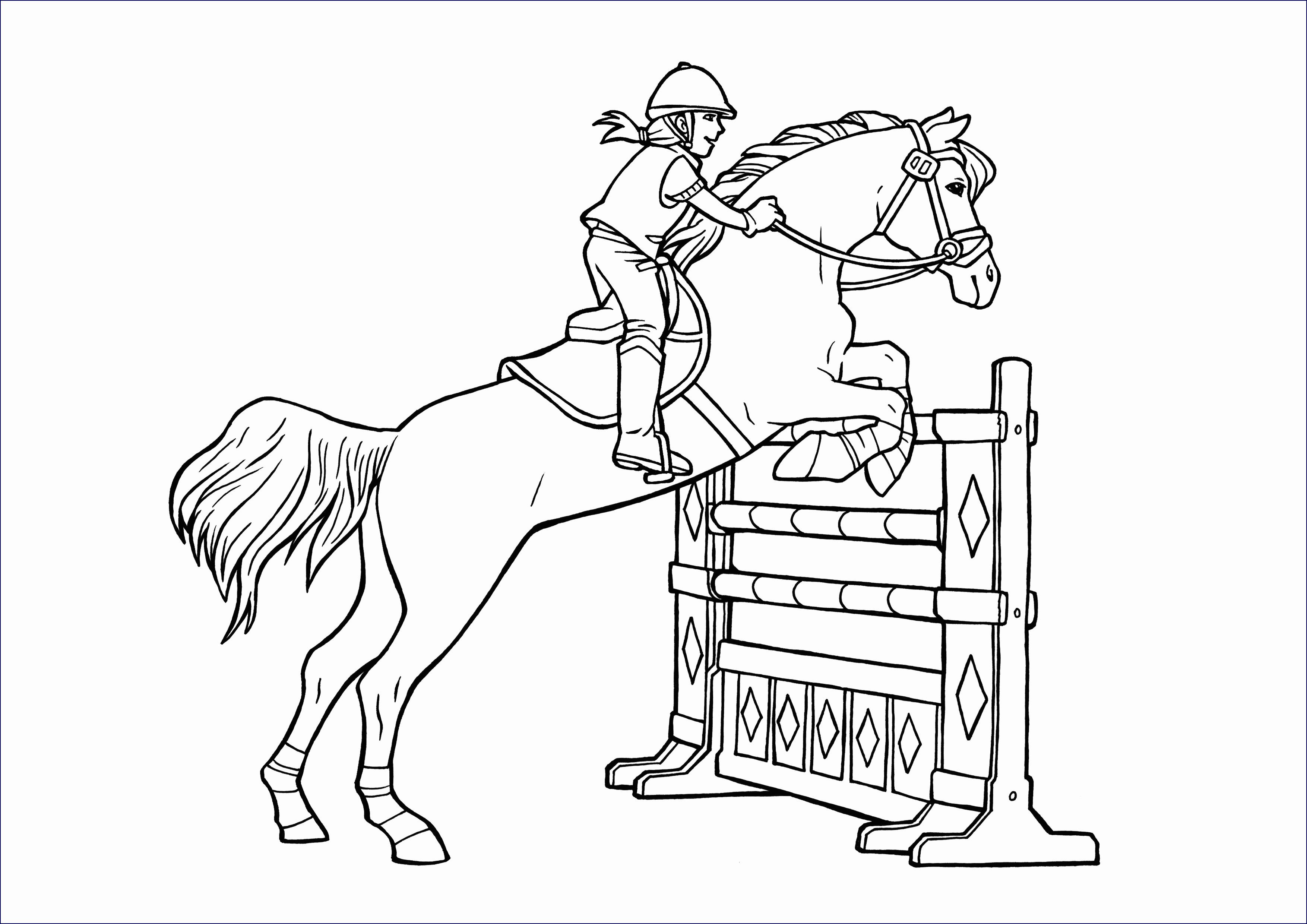 33 Luxus Galerie Von Ausmalbilder Pferde Zum Ausdrucken Schön Bibi