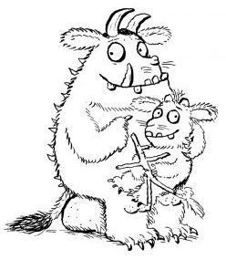 Bibi Und Tina Bilder Zum Drucken Das Beste Von Gruffelo 5 Printables Pinterest Stock