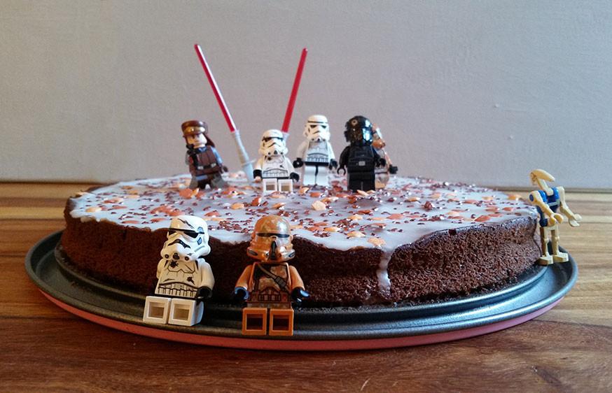 Bibi Und Tina Kuchen Genial Snacks Für Star Wars Party Fotografieren