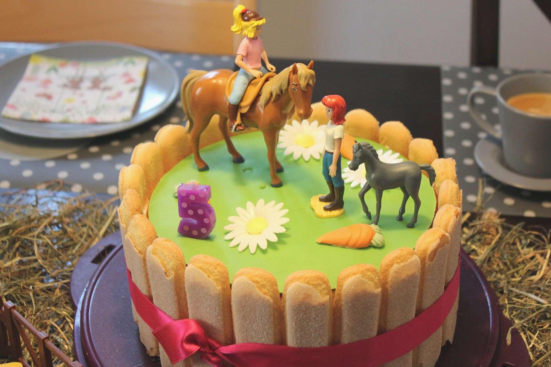 Bibi Und Tina Kuchen Inspirierend Bibi Und Tina Geburtstag Bilder