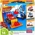 Blaze Und Die Monster Maschinen Ausmalbilder Genial Blaze Mega Macchine – Fisher Price Autka Z Blaze I Mega Maszyny Od Bilder
