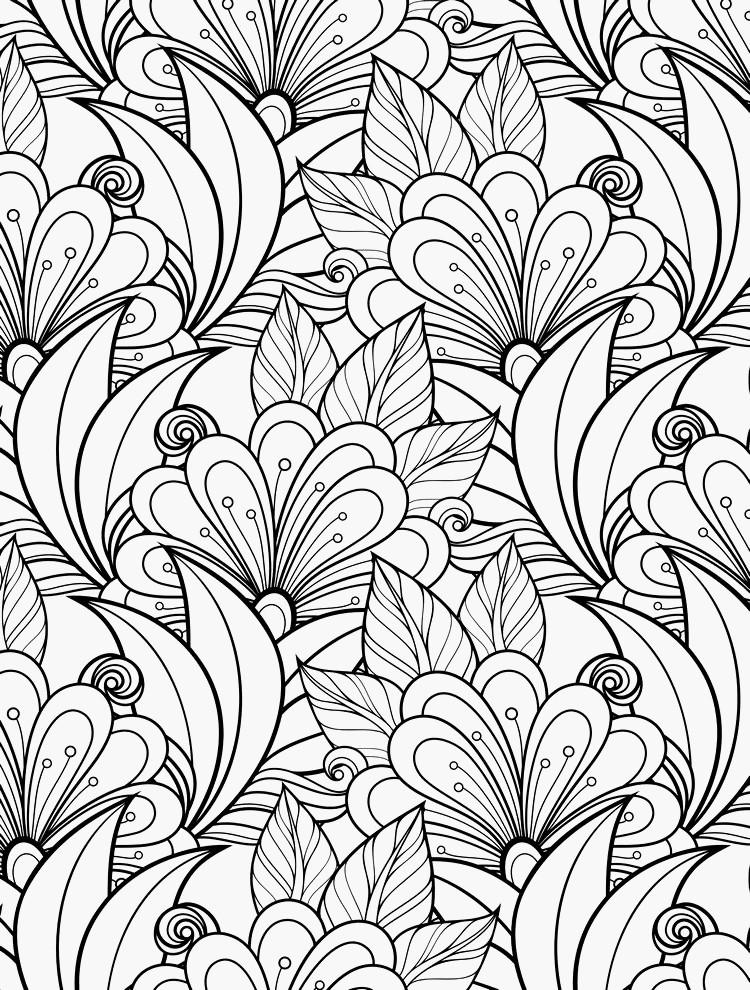 Blumenranken Zum Ausdrucken Frisch 38 Malvorlagen Blumen Gratis Fertig Das Bild