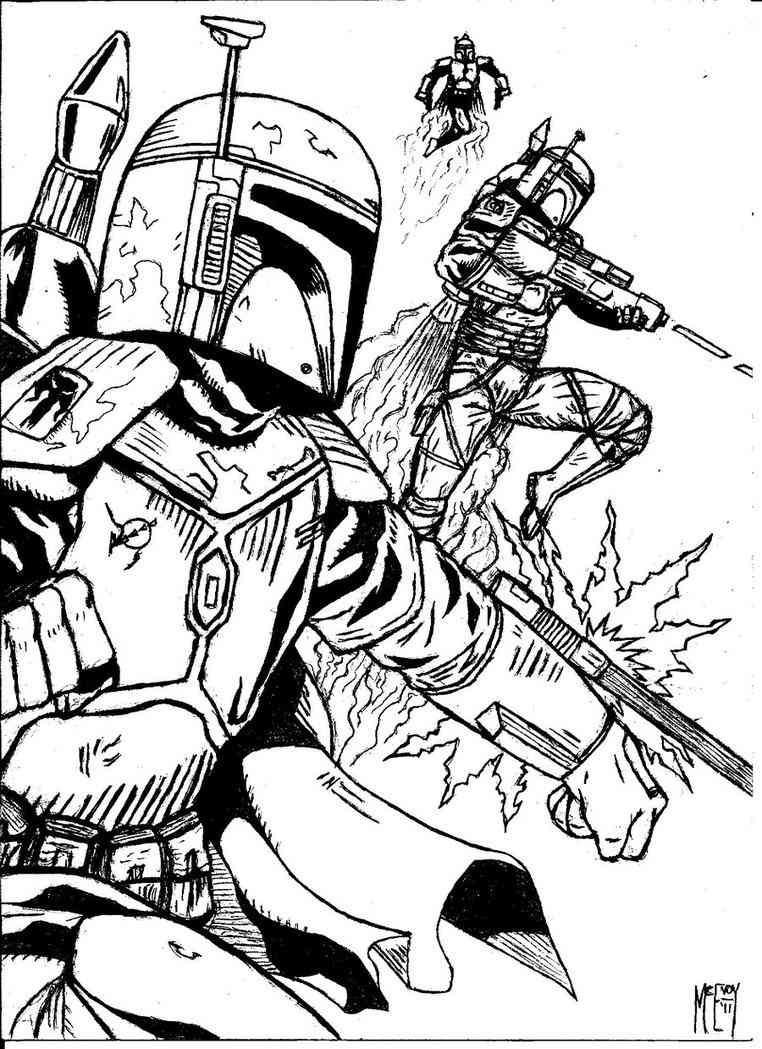 Boba Fett Ausmalbilder Frisch 25 Erstaunlich Star Wars Ausmalbilder Von Anakin Inspirierend Das Bild