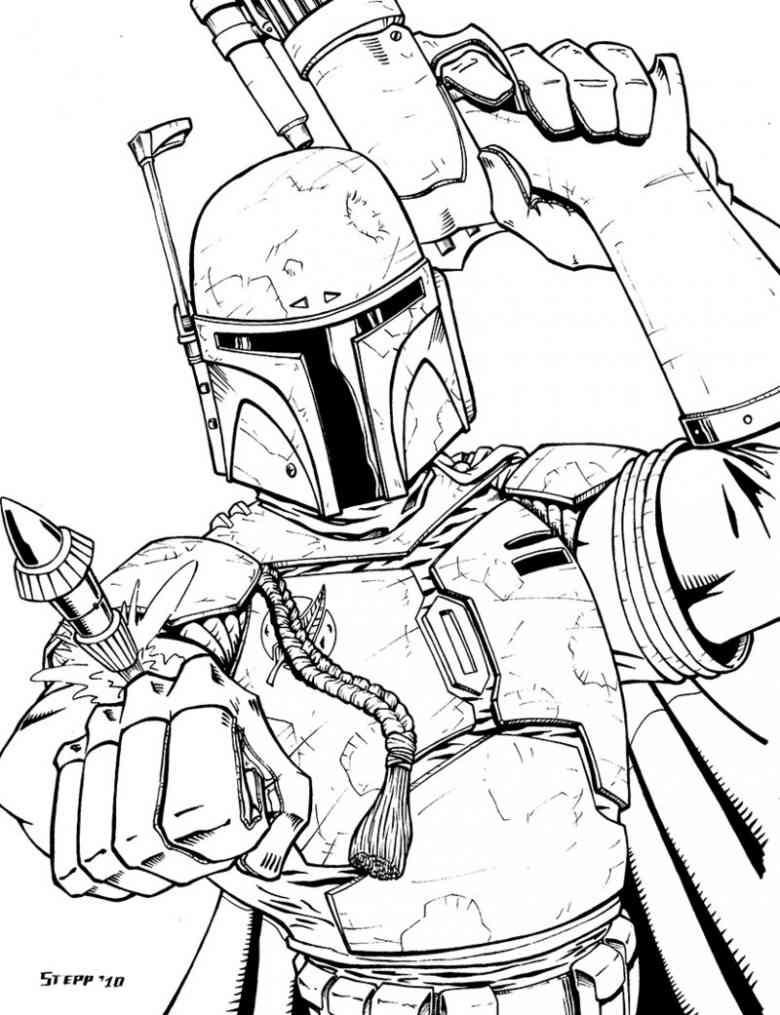 Boba Fett Ausmalbilder Frisch Ausmalbilder Star Wars Boba Fett Neu Boba Fett Ausmalbilder Bild