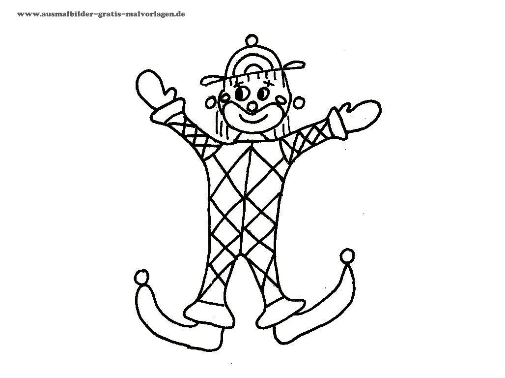 Clown Zum Ausmalen Inspirierend Malvorlagen Vorschule Inspirierend Arbeitsblatt Vorschule Clown Zum Bild