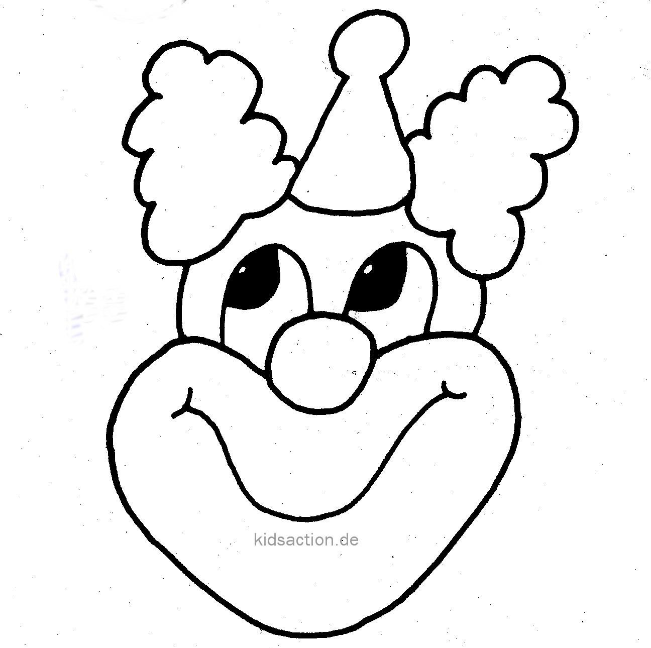 Clowns Zum Ausmalen Frisch Malvorlagen Clown Frisch 15 Malvorlagen Clowns Ausdrucken Genial Fotografieren