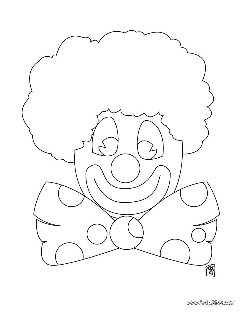 Clowns Zum Ausmalen Inspirierend Malvorlagen Clown Frisch 15 Malvorlagen Clowns Ausdrucken Best Bilder