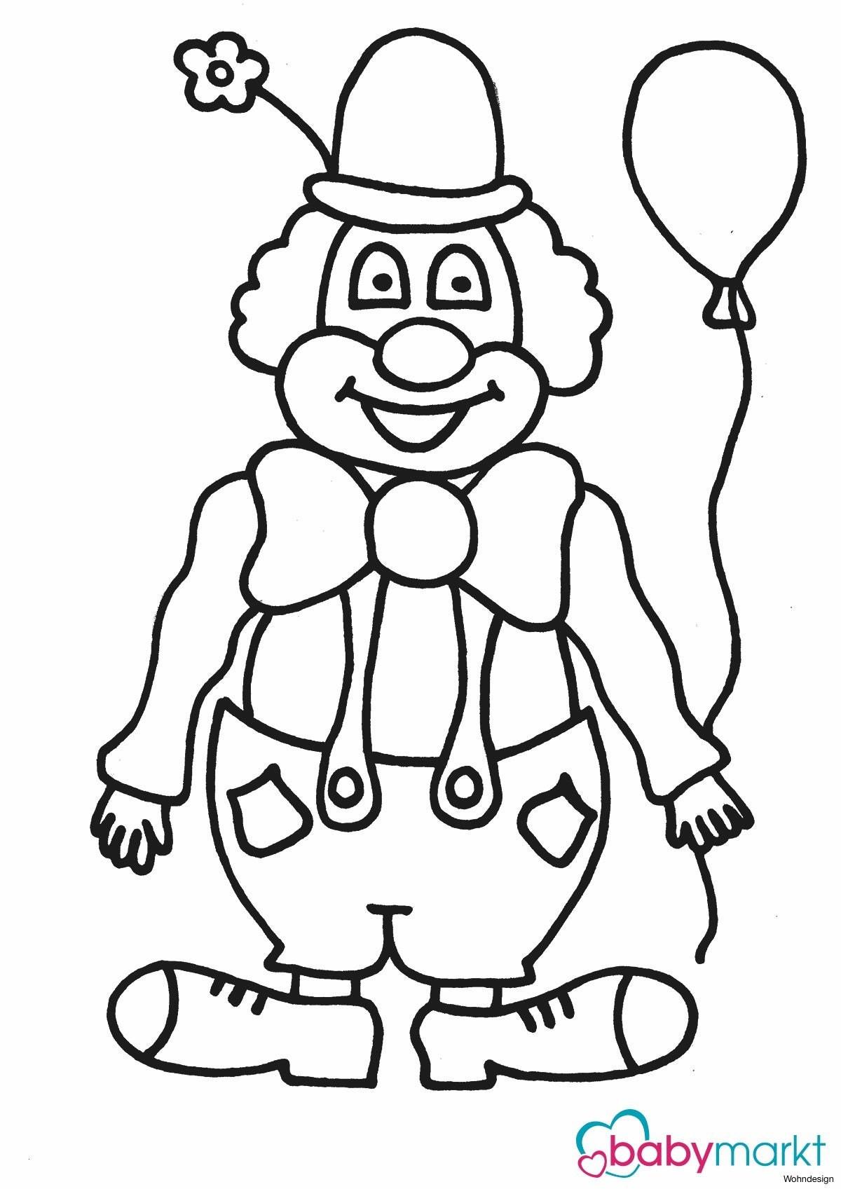 Clowns Zum Ausmalen Inspirierend Malvorlagen Clown Inspirierend 40 Clown Ausmalbilder Ausdrucken Bilder