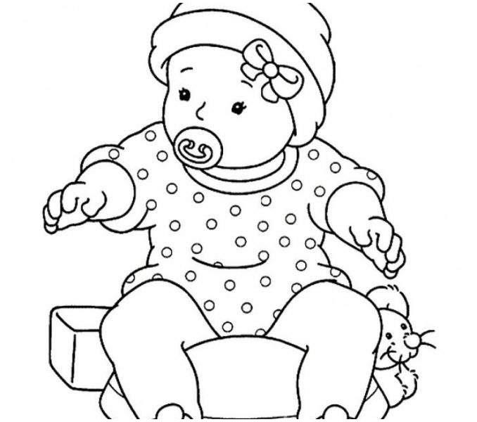 Coole Bilder Zum Ausmalen Neu 315 Kostenlos Ausmalbilder Baby Galerie