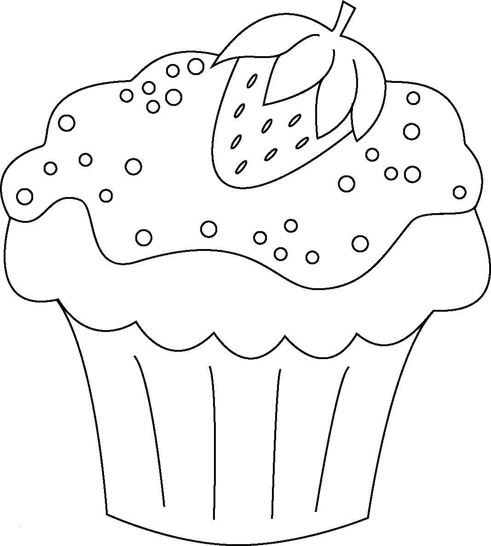 Cupcake Zum Ausmalen Neu Ausmalbilder Muffins Inspirational 35 Ausmalbilder Muffin Das Bild