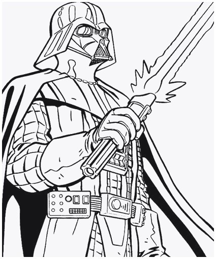 Darth Vader Ausmalbilder Inspirierend Lego Darth Vader Coloring Pages Unique 30 Ausmalbilder Star Wars Das Bild