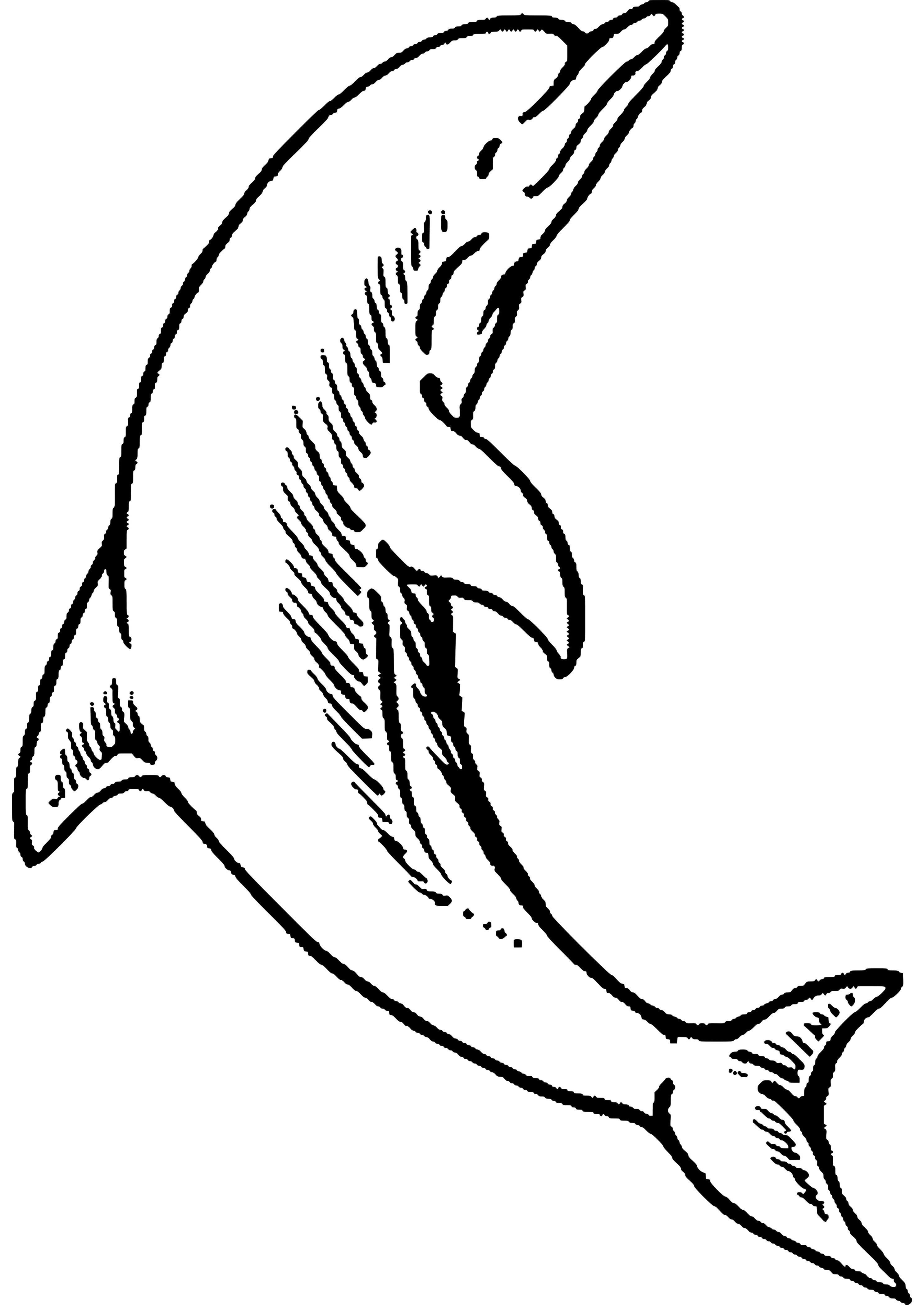 Delphin Zum Ausmalen Frisch 34 Einzigartig Delfin Ausmalbilder – Große Coloring Page Sammlung Fotos