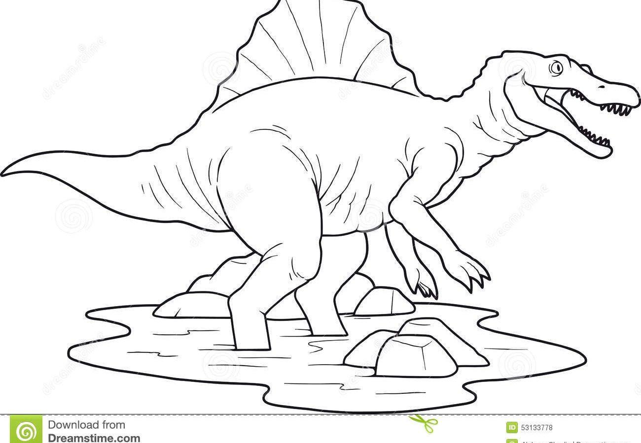 Der Kleine Maulwurf Ausmalbilder Frisch Der Kleine Maulwurf Ausmalbilder Schön Ausmalbilder Spinosaurus Das Bild
