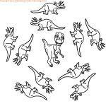 Dino Zug Ausmalbilder Einzigartig 07 Buddy Dinosaurier Zug Malvorlagen Für Print Für Kinder Luxus Stock