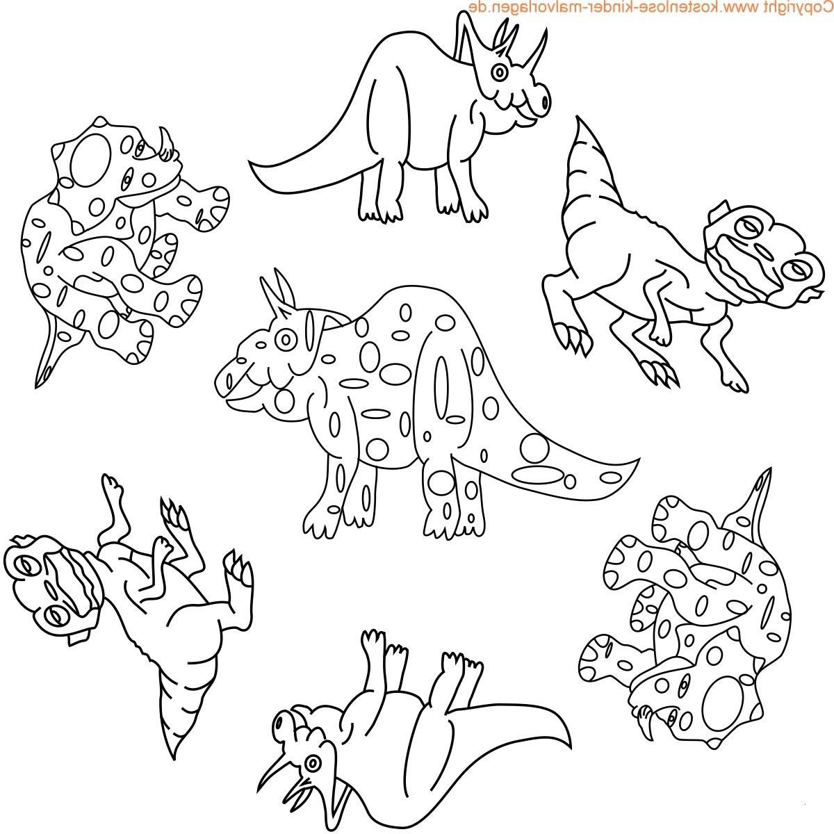 Dino Zug Ausmalbilder Inspirierend 27 Luxus Dinosaurier Ausmalbilder – Malvorlagen Ideen Fotos