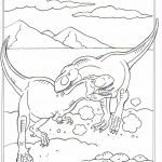 Dinosaurier Ausmalbilder Tyrannosaurus Rex Einzigartig Tyrannosaurus Rex Ausmalbilder Inspirierend Cartoon Dinosaurier Satz Galerie
