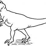 Dinosaurier Ausmalbilder Tyrannosaurus Rex Neu Tyrannosaurus Rex Ausmalbilder Inspirierend Cartoon Dinosaurier Satz Fotos
