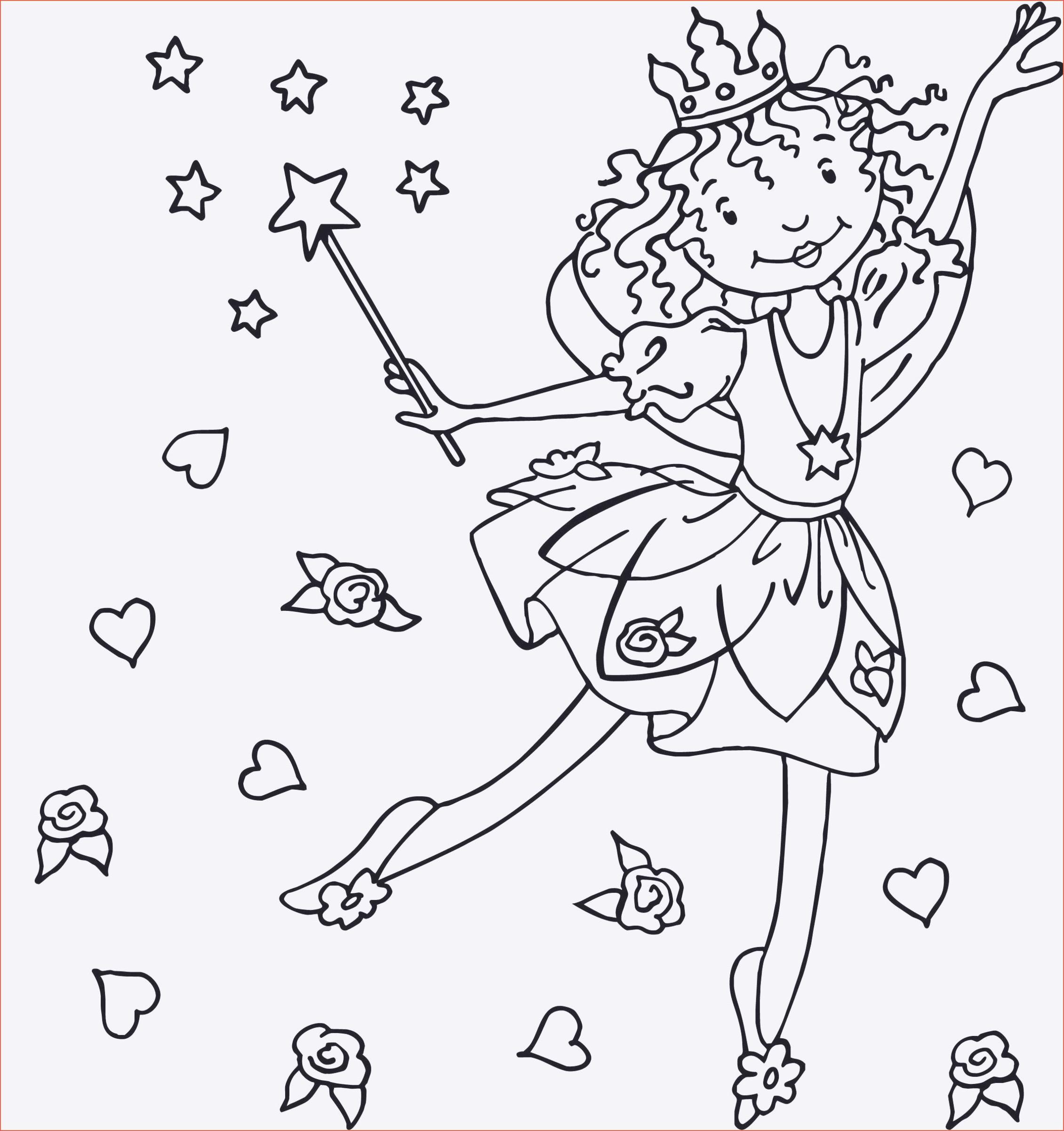 Disney Princess Ausmalbilder Neu 23 Luxus Prinzessin Ausmalbilder – Malvorlagen Ideen Bild