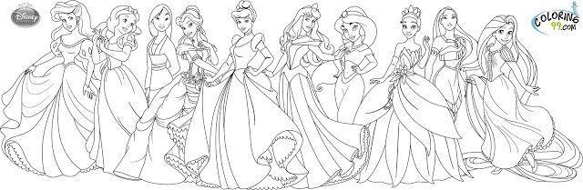Disney Prinzessin Ausmalbild Frisch 32 Ausmalbilder Kostenlos – Disney Princess Coloring Seite Zum Fotografieren