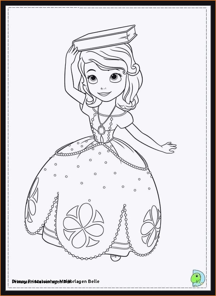 Disney Prinzessin Ausmalbild Inspirierend Disney Prinzessinnen Malvorlagen Belle Prinzessin Malvorlagen Pdf 42 Sammlung