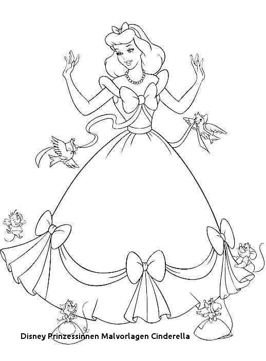 Disney Prinzessinnen Malvorlagen Einzigartig 22 Disney Prinzessinnen Malvorlagen Cinderella Fotografieren