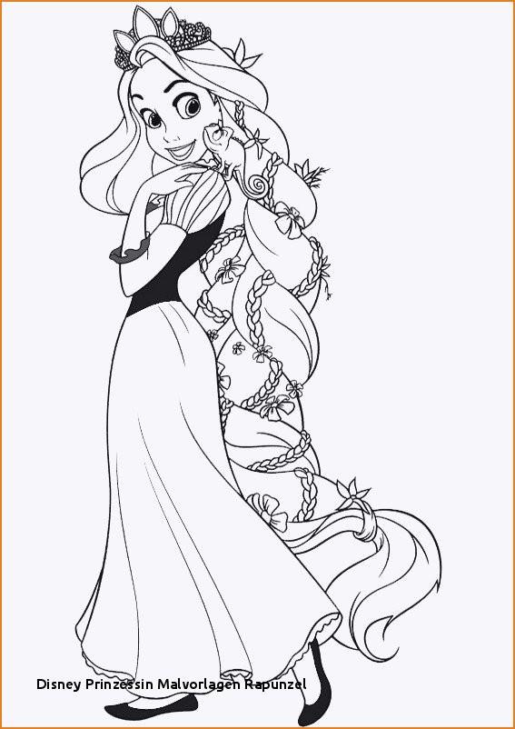 Disney Prinzessinnen Malvorlagen Frisch 23 Disney Prinzessin Malvorlagen Rapunzel Fotos
