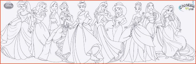 Disney Prinzessinnen Malvorlagen Inspirierend Malvorlagen Gratis Prinzessin Disney Fotos