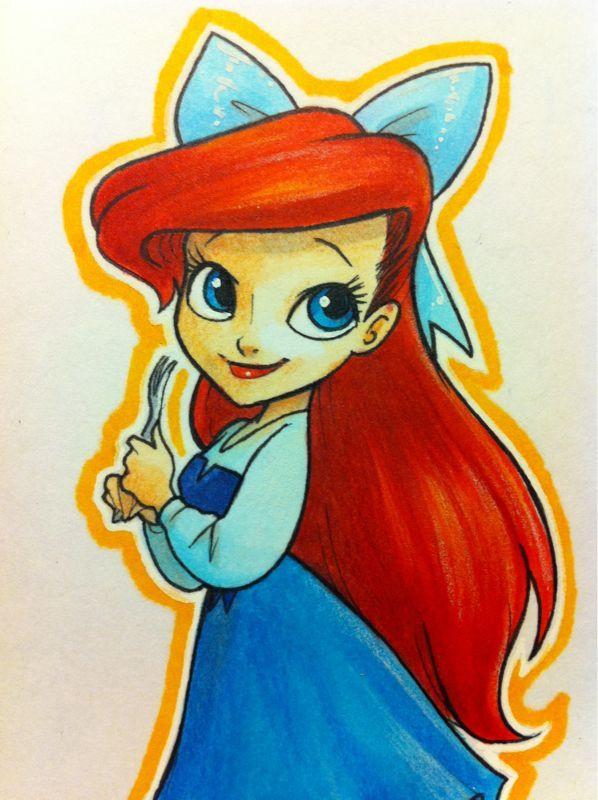 Disney Prinzessinnen Zeichnen Einzigartig when One Tires Of Drawing Disney Gals One is Tired Of Life Galerie