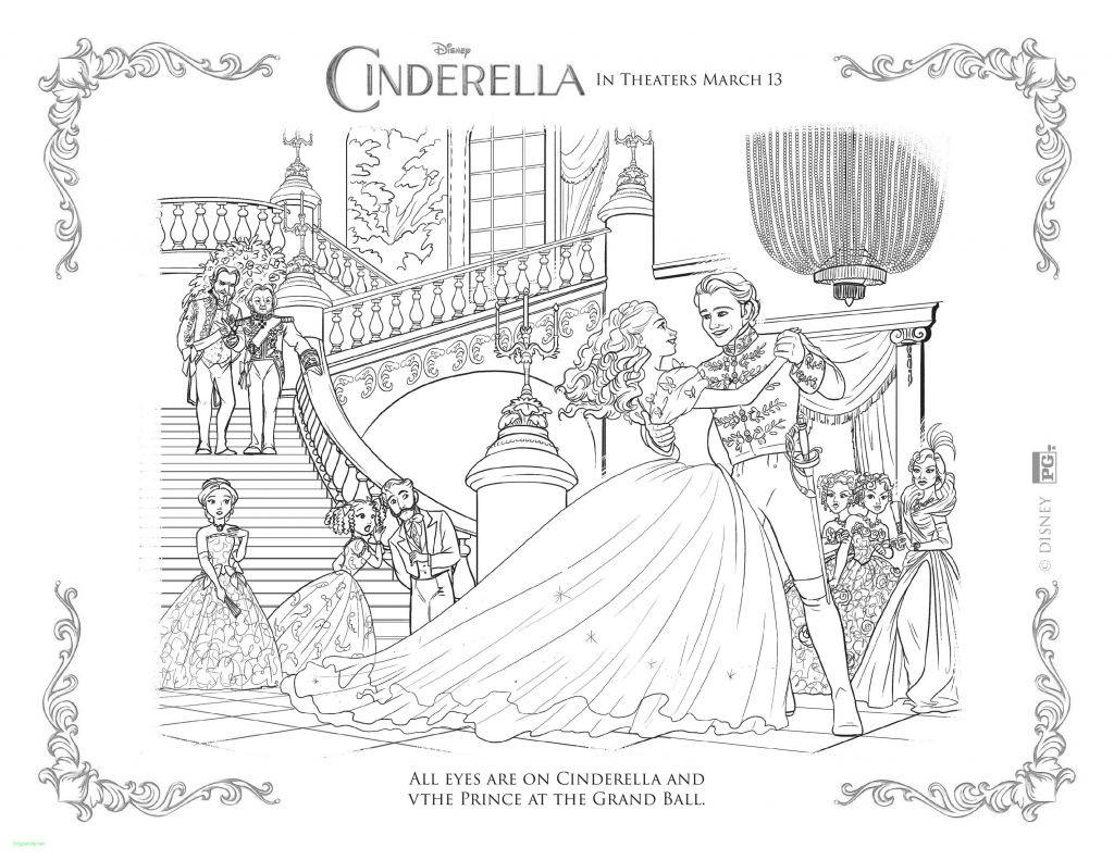 Disney Prinzessinnen Zeichnen Frisch Beautiful Disney Princess Coloring Pages Cinderella to Print Frisch Fotografieren