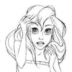 Disney Prinzessinnen Zeichnen Inspirierend 272 Besten Arielle Bilder Auf Pinterest Bilder