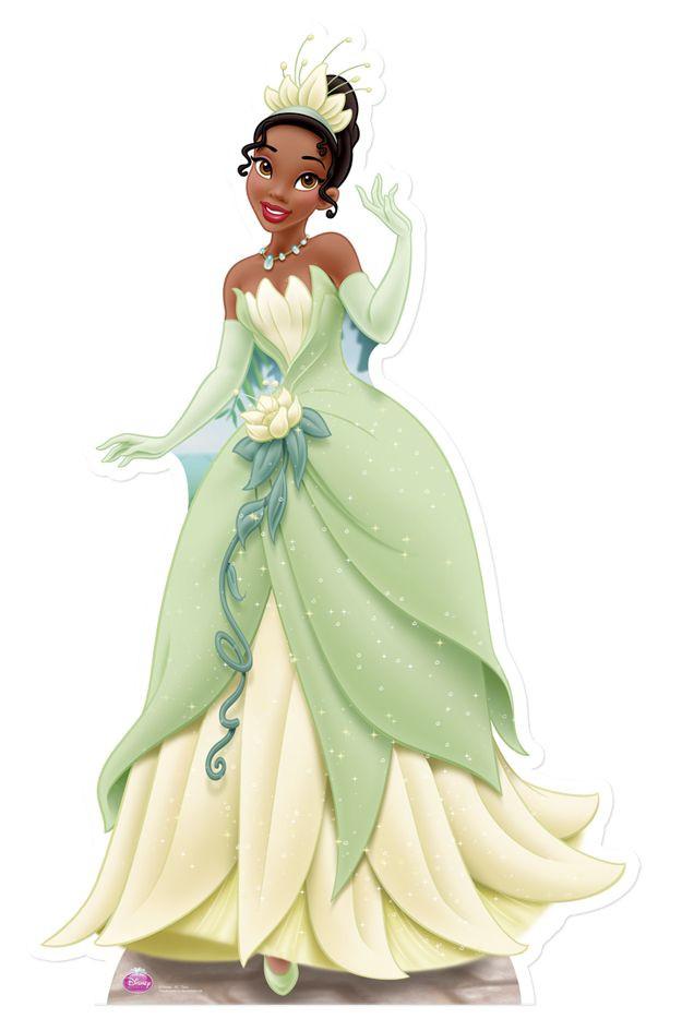 Disney Prinzessinnen Zeichnen Inspirierend Tiana Princess Cute Outs Stock