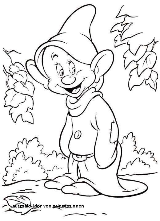 Disney Prinzessinnen Zeichnen Neu Ausmalbilder Von Prinzessinnen Disney Dwarf Cartoon Coloring Pages Bild