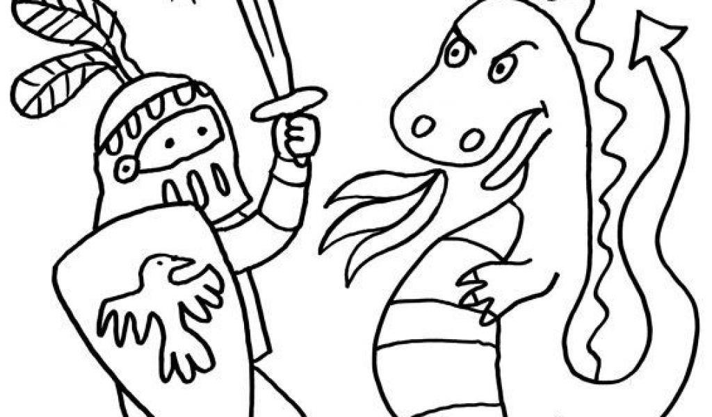 Drachen Bilder Zum Ausdrucken Kostenlos Neu Malbilder Zum Ausdrucken Ausmalbild Ritter Ritter Und Drache Kämpfen Bild