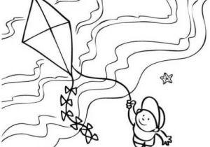 Drachen Steigen Malvorlage Neu Kostenlose Malvorlage Herbst Jungen Lassen Einen Drachen Steigen Bilder