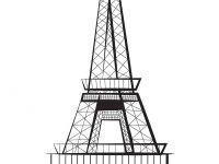 Eiffelturm Zum Ausmalen Das Beste Von Eifelturm Malvorlage Avec Eiffelturm Zum Ausmalen Et Eifelturm Stock