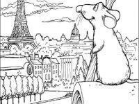 Eiffelturm Zum Ausmalen Einzigartig Ausmalbild Remy Bewundert Den Eiffelturm Ausmalbilder Kostenlos Avec Galerie