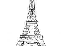 Eiffelturm Zum Ausmalen Frisch Gemütlich Eiffelturm Malvorlagen Galerie Avec Eiffelturm Vorlage Zum Stock