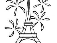 Eiffelturm Zum Ausmalen Genial Gemütlich Eiffelturm Malvorlagen Galerie Avec Eiffelturm Vorlage Zum Fotos