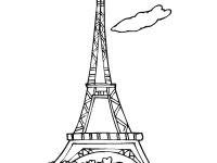 Eiffelturm Zum Ausmalen Inspirierend Frankreich Eiffelturm Malvorlagen Eiffelturm Malvorlage Avec Bilder