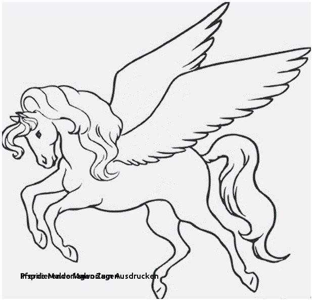 Einhorn Ausmalbilder Zum Ausdrucken Inspirierend Pferde Malvorlagen Zum Ausdrucken Malvorlage A Book Coloring Pages Fotografieren