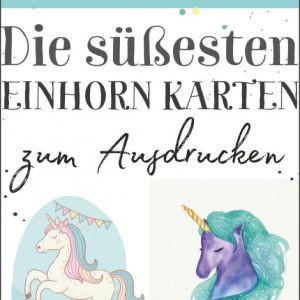 Einhorn Bilder Zum Drucken Das Beste Von Klappkarten Drucken Geburtstagskarten Selber Machen Ausdrucken Neue Das Bild