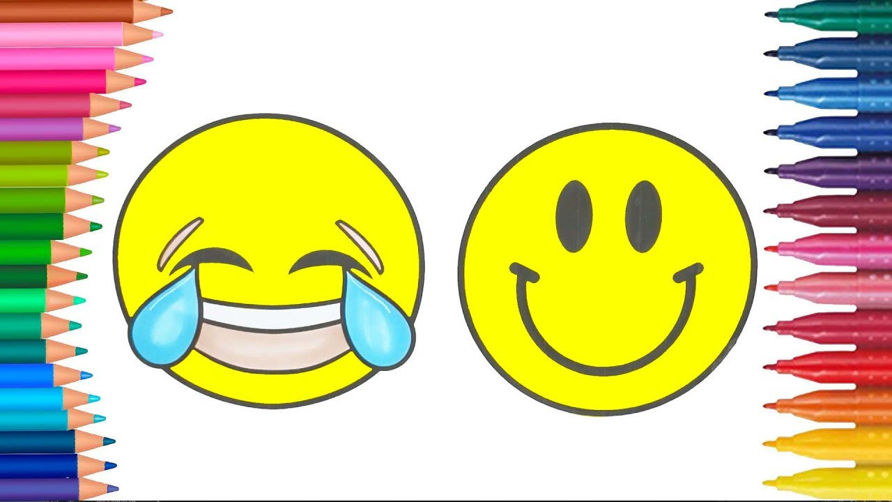 Einhorn Emoji Zum Ausmalen Frisch Emoji Deutsch Ausmalbilder Färbung Kleine Hände Malbuch Elegant Fotos