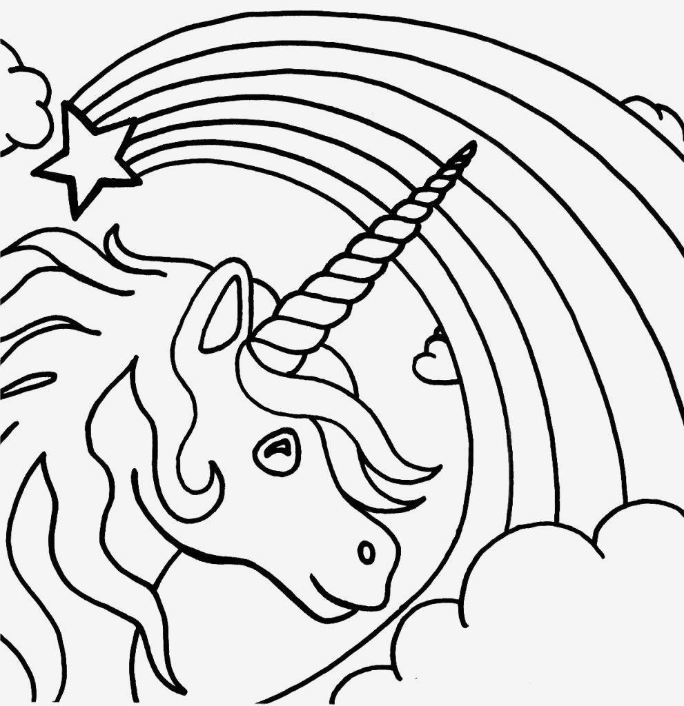 Einhorn Kopf Zum Ausmalen Inspirierend Beispielbilder Färben Malvorlage Einhorn Kopf Stock